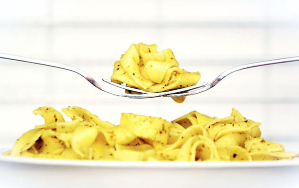 Delicious Pasta and Cheese